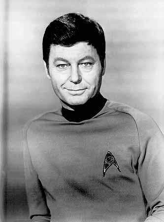 TMe: Star Trek Actor DeForest Kelley Dead At 79