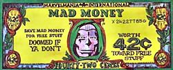 Marvelmania Mad Money